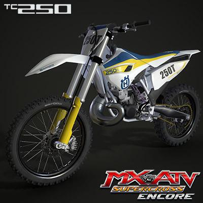 HUSQVARNA TC250 2015 | MX VS ATV SX  ENCORE