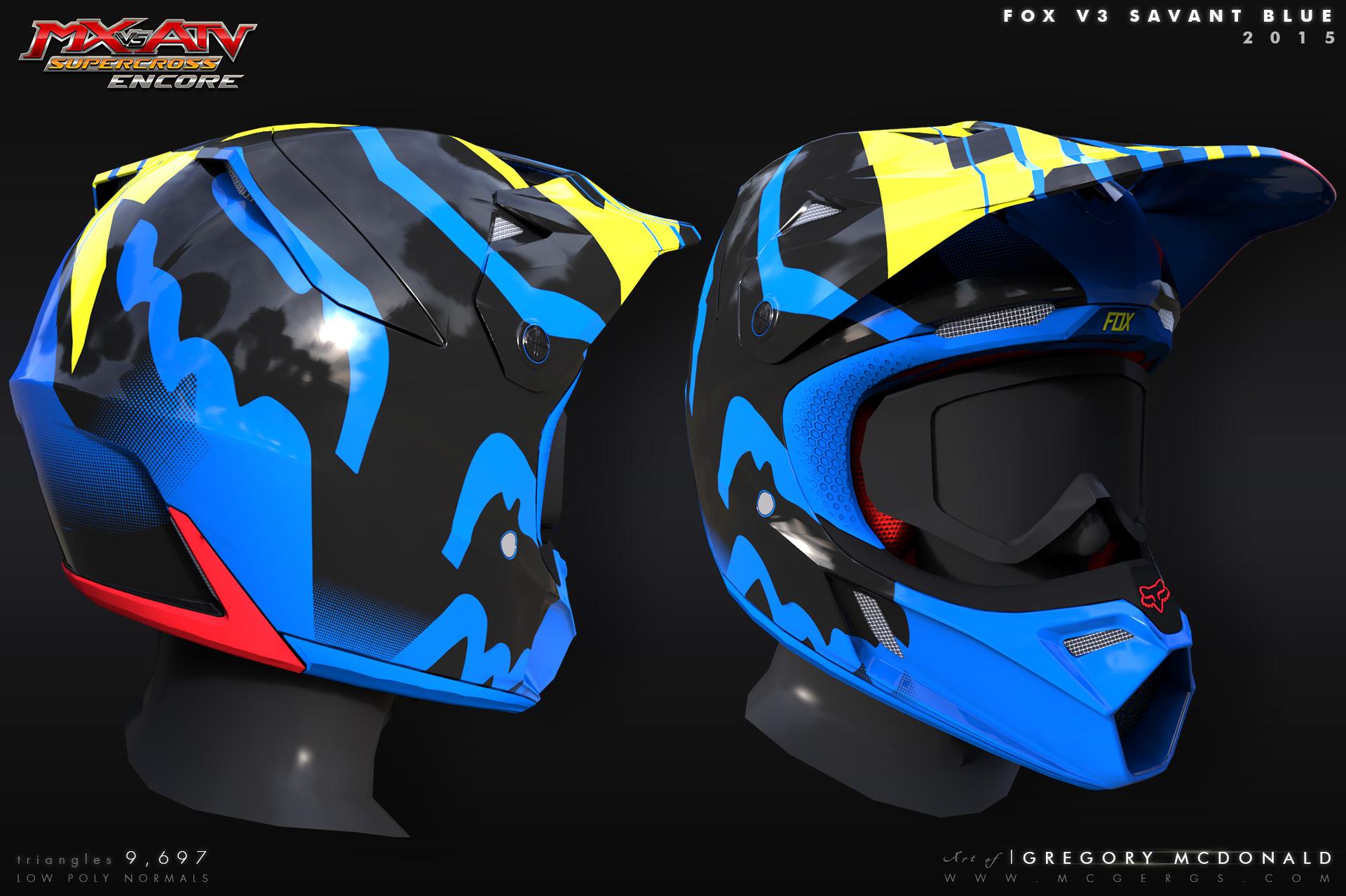 Helmet_FoxV3_Savant_Blue