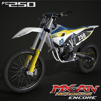 HUSQVARNA FC250 2015 | MX VS ATV SX  ENCORE
