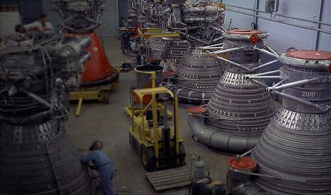NASA's Apollo F-1 Rocket Engine