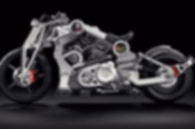 Confederate Motors Teams Creates Extraordinary Motorcycle Forms