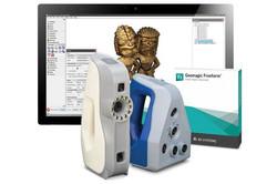 Artec 3D integrates its handheld scanner