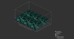 3d-systems-projet-mjp-2500-ic-3d-sprint-