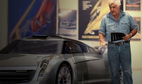Jay Leno's Team Creating Replacement Parts for Vintage Automobiles