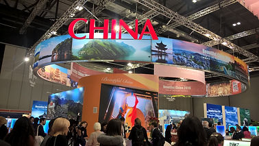 Travelling History Company World Travel Show