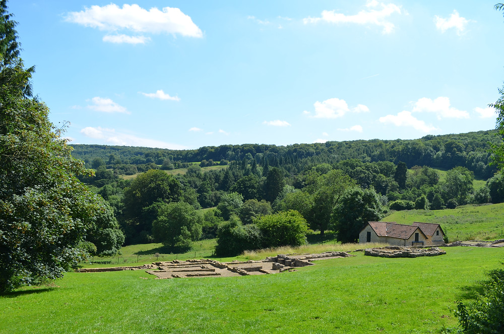 We are planning Roman Cluedo at Witcombe Roman Villa