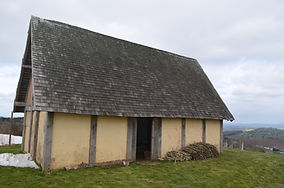 Anglo Saxon hut