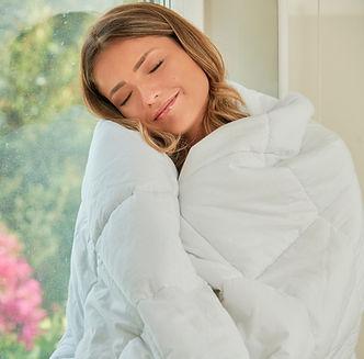 Blanky mantas pesadas (weighted blanket) en Espana para que te quedes sin insomnio