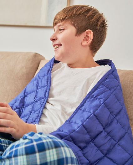 Blanky - cobertor pesado (weighted blanket) em portugal para crianças
