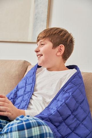 Blanky para niños - mantas pesadas (weighted blankets) para niños