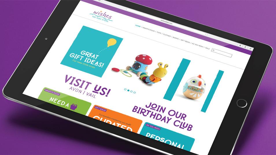 Wishes Kids Store