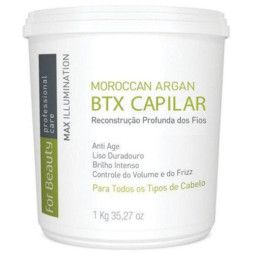 Btx Capilar Moroccan Argan 1kg