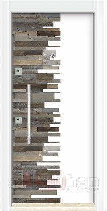 Ultralam Serisi | Çelik Kapı | KY 045