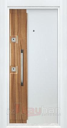 Metal Kaplama | Çelik Kapı | KY 081