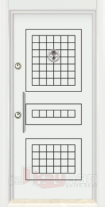 Yakut Serisi | Çelik Kapı | KY 017