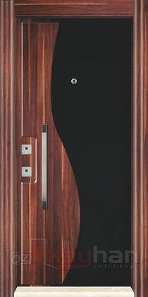 Ahşap Kaplama | Çelik Kapı | KY 071