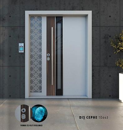 Supra Serisi | Tepe Safe | 024