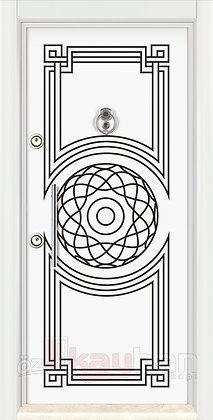 İnci Serisi   Çelik Kapı   KY 100