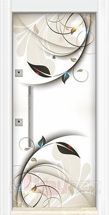 Ultralam Serisi   Çelik Kapı   KY 044