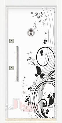 Ultralam Serisi | Çelik Kapı | KY 028