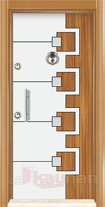 İnci Serisi | Çelik Kapı | KY 102