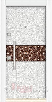 Ultralam Serisi   Çelik Kapı   KY 036