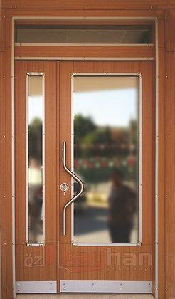 Villa Serisi | Çelik Kapı | KY 054