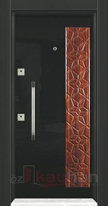 Metal Kaplama | Çelik Kapı | KY 082
