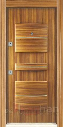 Ahşap Kaplama | Çelik Kapı | KY 073