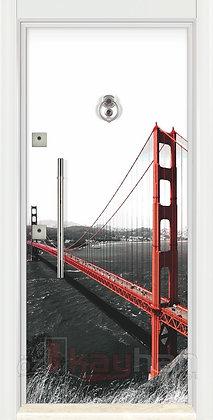 Ultralam Serisi | Çelik Kapı | KY 033