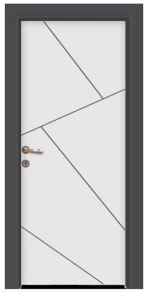 405F    Melamin Kapı