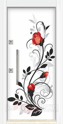 Ultralam Serisi | Çelik Kapı | KY 041
