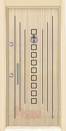 Yakut Serisi | Çelik Kapı | KY 004