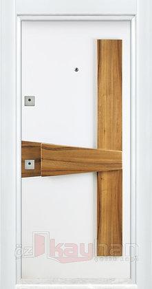 Metal Kaplama | Çelik Kapı | KY 087