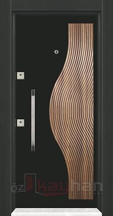 Metal Kaplama   Çelik Kapı   KY 085