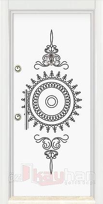 İnci Serisi   Çelik Kapı   KY 099