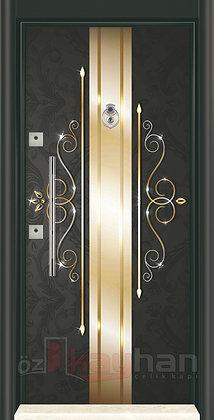 Ultralam Serisi | Çelik Kapı | KY 048