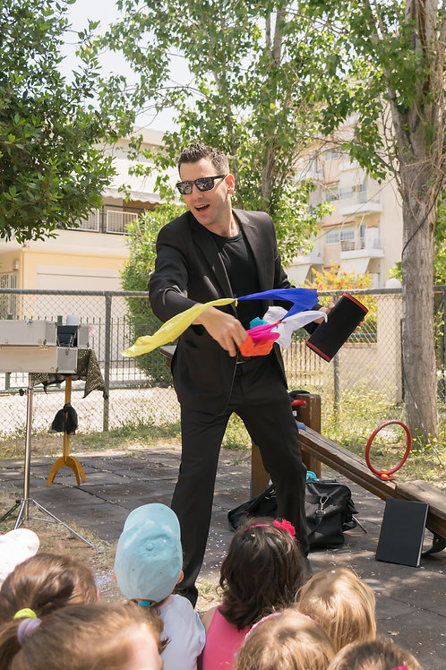 Magician, Kids Party