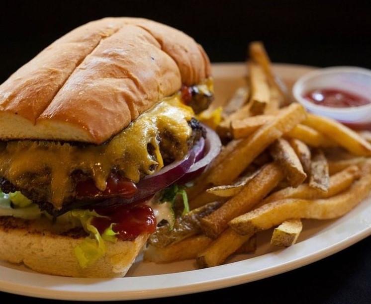 Weber 3 Burger