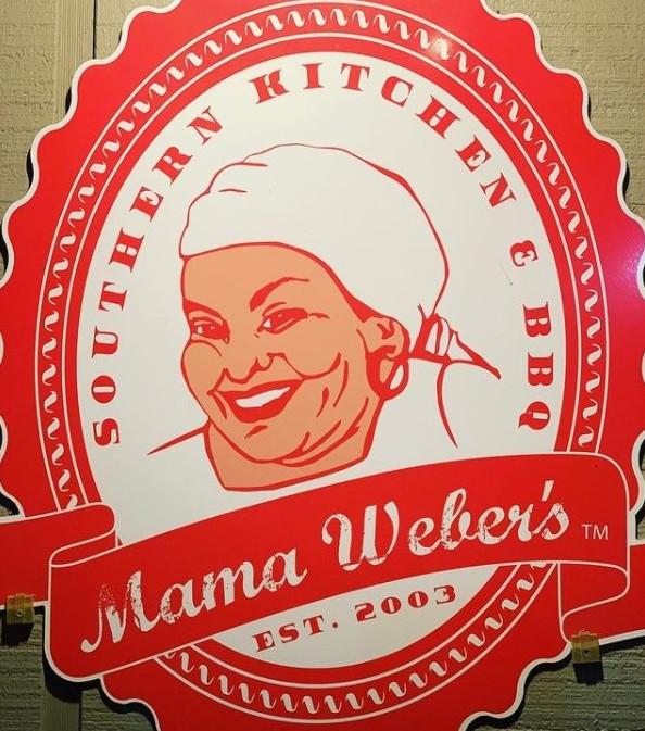 Mama Webers Sign