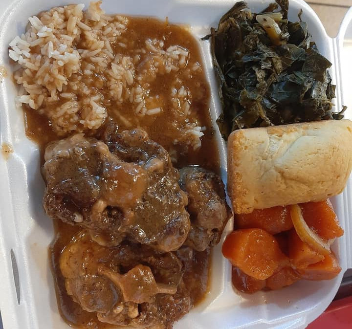 Oxtail Dinner