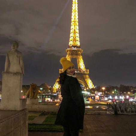 Paris: Winter Wonderland
