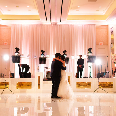 Amy and Andrew's Glam Four Seasons Dallas Wedding