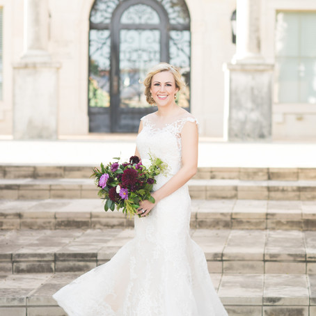 Emily and Kyle's Rustic Chic McKinney Cotton Mill Wedding