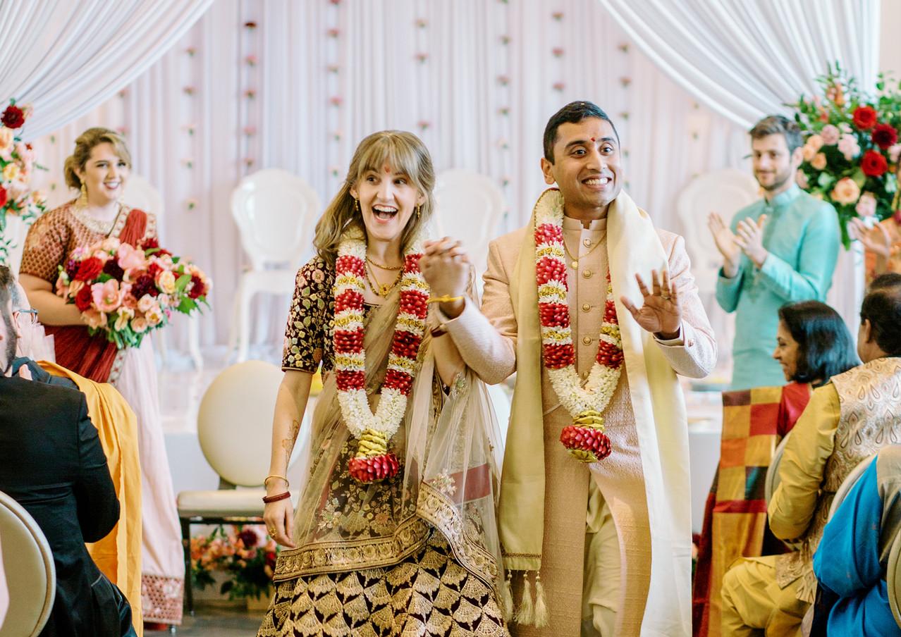 Indian Wedding at Adolphus Hotel