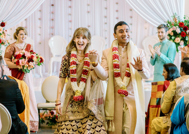 Indian Wedding at Adolphus Hotel