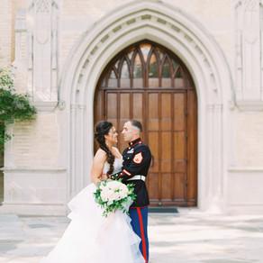 Sarah and Russell Dallas Wedding at North Ervay Venue