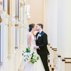 Courtney and Ryan's Timeless Wedding at Dallas Country Club