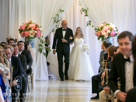 Caroline and Whit's Classic wedding at The Mansion on Turtle Creek