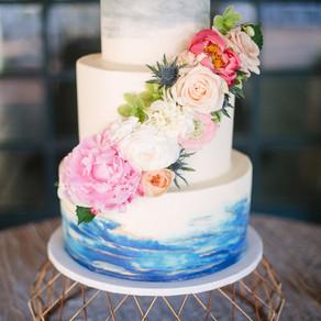 Ariel and John's Agate Inspired Dallas Arboretum Wedding